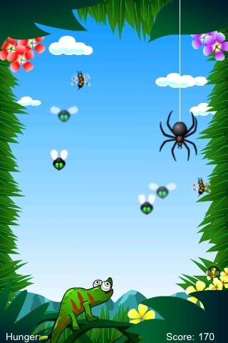 青蛙吃苍蝇 – 搞趣网