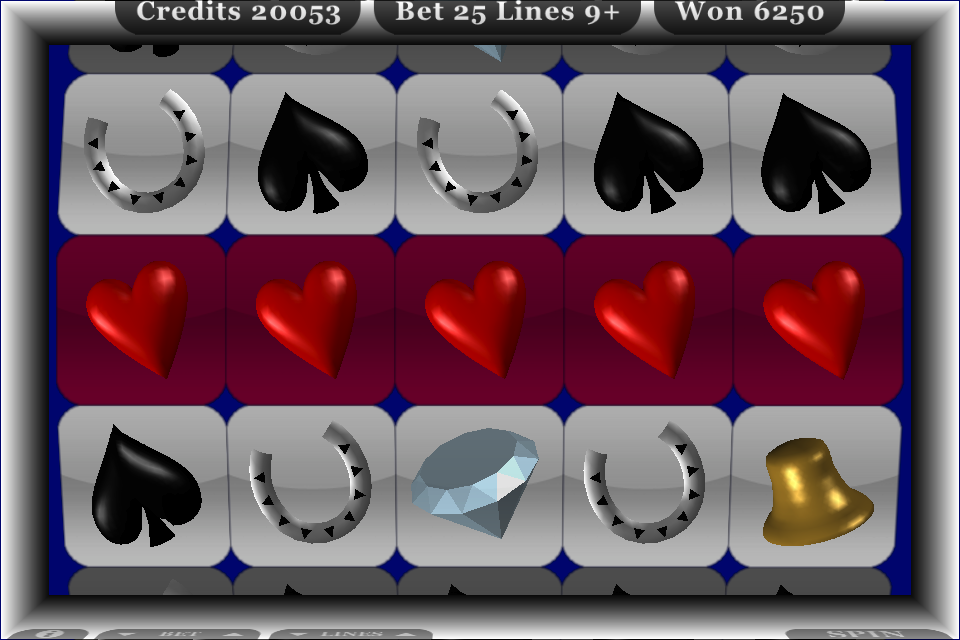 Screenshot Liberty Bell Slots V HD